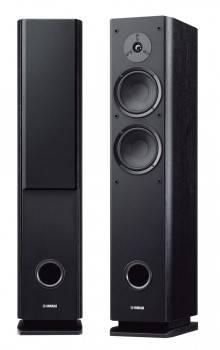 Фронтальные колонки Yamaha NS-F160 черный (ANSF160BL)