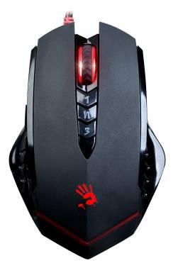 Мышь A4 Bloody V8 черный