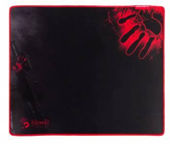 Коврик для мыши A4 B-080 Bloody черный / рисунок