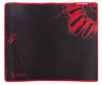 Коврик для мыши A4 B-081 Bloody черный / рисунок