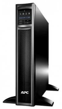 ИБП APC Smart-UPS X SMX1000I черный