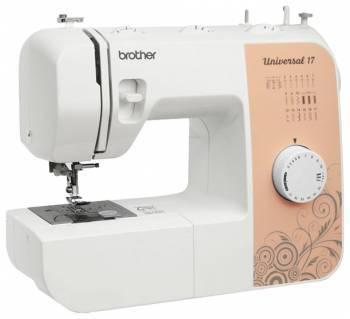 Швейная машина Brother Universal 17 белый (UNIVERSAL 17)