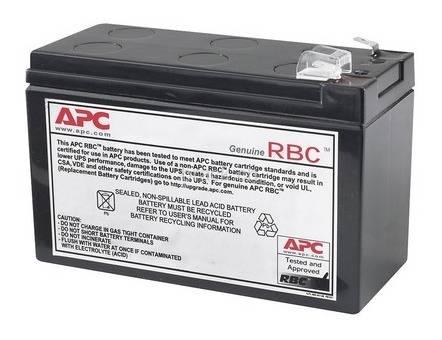 Батарея для ИБП APC APCRBC110, 12В, 9Ач - фото 1