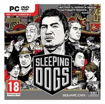 Игра для ПК Sleeping Dogs. Standard Edition (18+)
