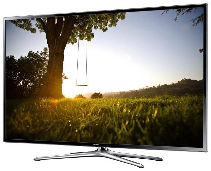 """Телевизор LED 32"""" Samsung UE32F6400AK черный - фото 2"""