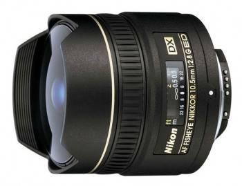 �������� Nikon 10.5mm f / 2.8G ED DX Fisheye-Nikkor