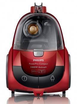 Пылесос Philips FC8474 / 01 красный