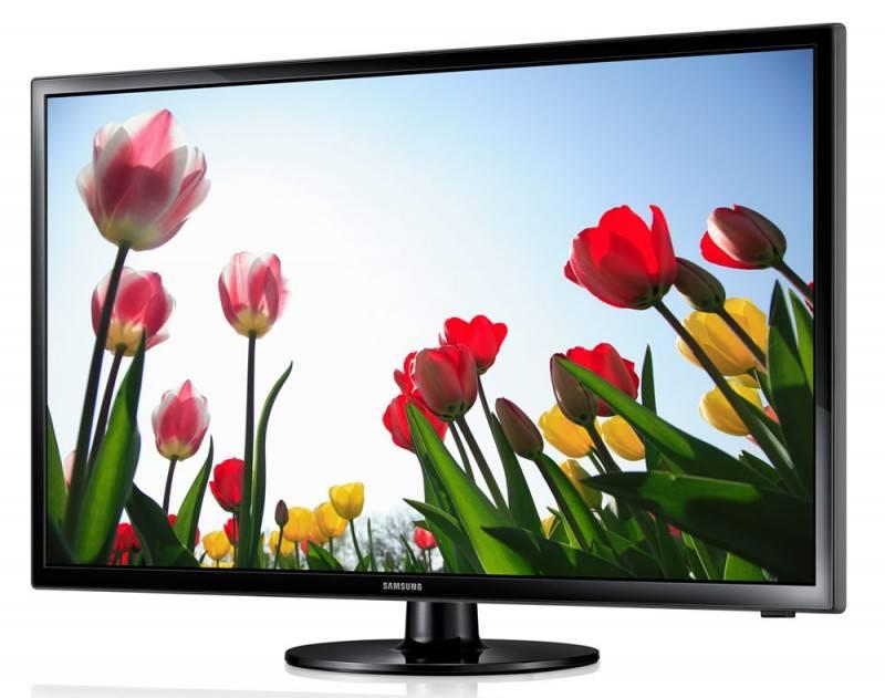 "Телевизор LED 32"" Samsung UE32F4000AW черный - фото 2"