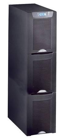 ИБП Eaton 9155-15-NL-10-64x7Ah-MBS 13500Вт черный - фото 1
