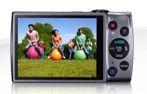Фотоаппарат Canon PowerShot A3500 IS черный - фото 2
