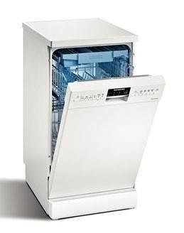 Посудомоечная машина Siemens SR26T297RU белый - фото 1
