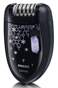 Эпилятор Philips HP6422/01 черный