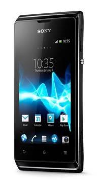 Смартфон Sony Xperia E C1505 4ГБ черный - фото 2