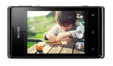 Смартфон Sony Xperia E C1505 4ГБ черный - фото 5