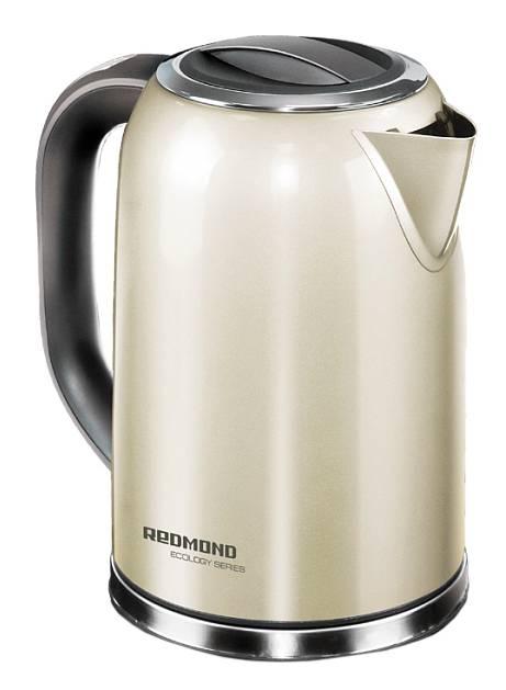 Чайник электрический Redmond RK-M114 шампанское - фото 1