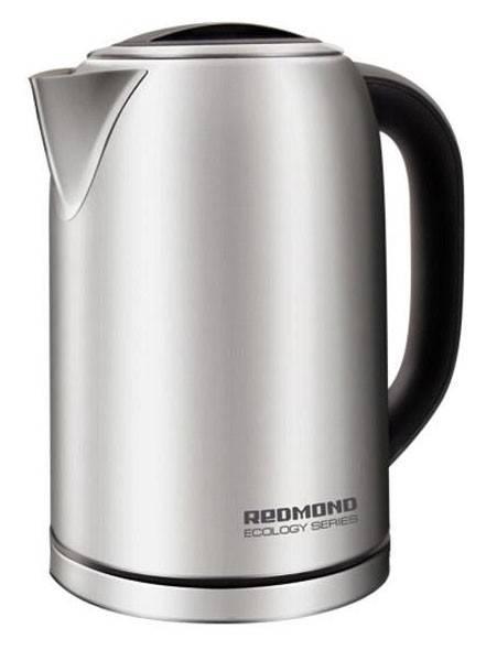 Чайник электрический Redmond RK-M114 серый - фото 1