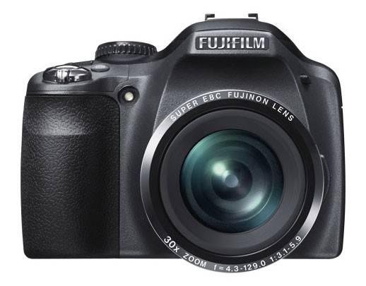 Фотоаппарат FujiFilm FinePix SL240 черный - фото 1