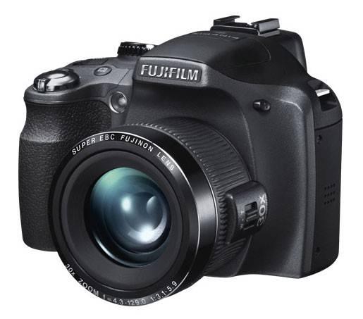 Фотоаппарат FujiFilm FinePix SL240 черный - фото 4