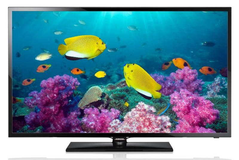 """Телевизор LED 32"""" Samsung UE32F5000AK черный - фото 1"""