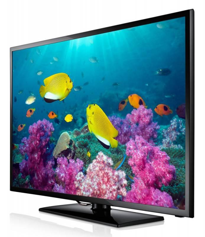 """Телевизор LED 32"""" Samsung UE32F5000AK черный - фото 2"""