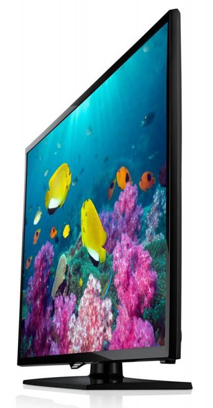 """Телевизор LED 32"""" Samsung UE32F5000AK черный - фото 8"""