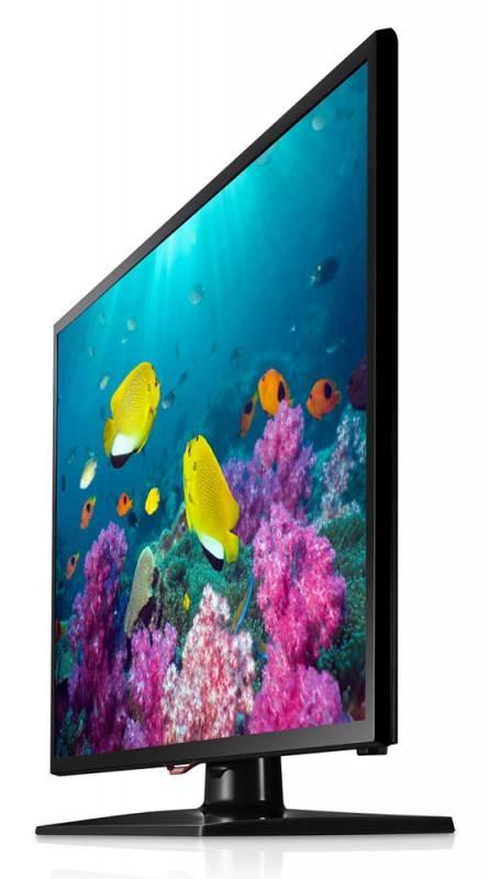 "Телевизор LED 32"" Samsung UE32F5020AK черный/синий - фото 3"