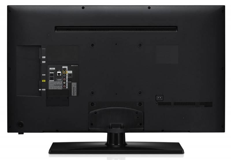 "Телевизор LED 32"" Samsung UE32F5020AK черный/синий - фото 4"