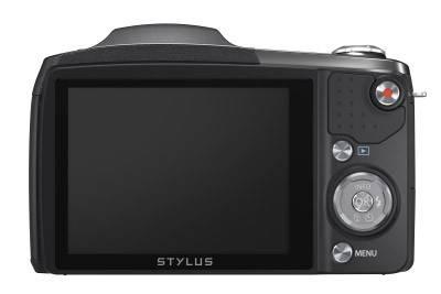 Фотоаппарат Olympus SZ-16 черный - фото 3