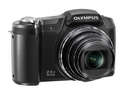 Фотоаппарат Olympus SZ-16 черный - фото 5