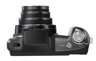 Фотоаппарат Olympus SZ-16 черный - фото 6