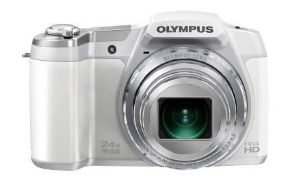 Фотоаппарат Olympus SZ-16 белый - фото 1