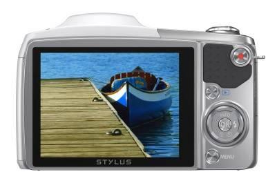 Фотоаппарат Olympus SZ-16 белый - фото 4
