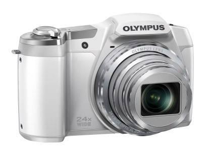 Фотоаппарат Olympus SZ-16 белый - фото 5