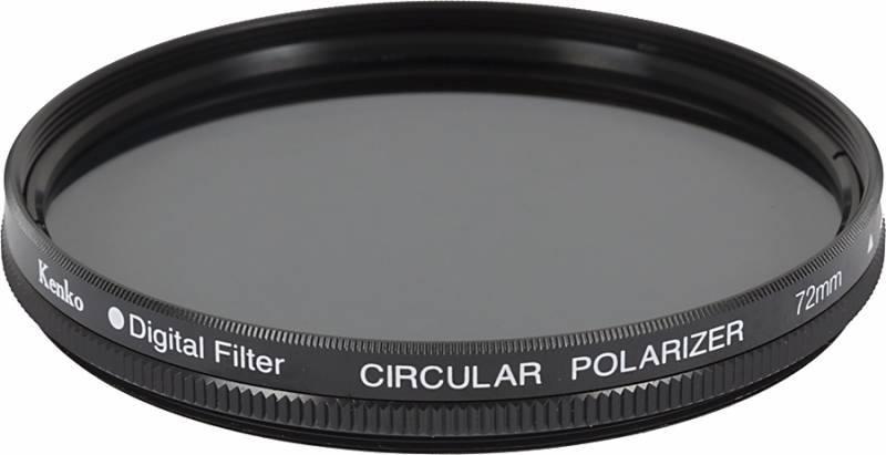 Фильтр поляризационный Kenko PL-CIR 72мм - фото 1