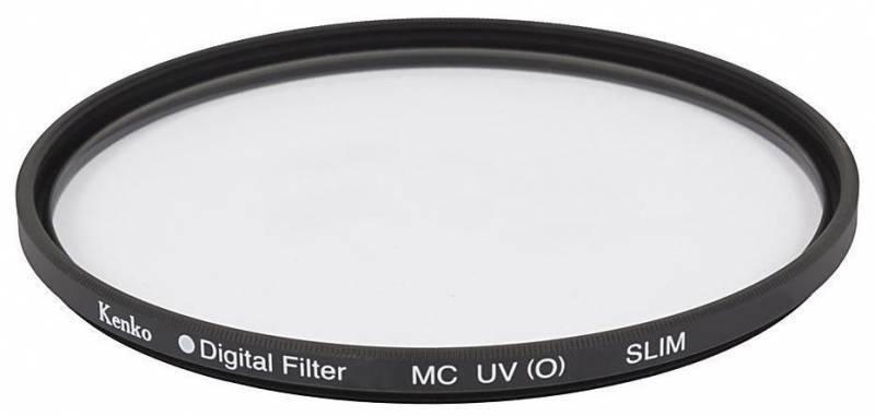 Фильтр защитный Kenko MC UV(0) Slim 77мм - фото 1