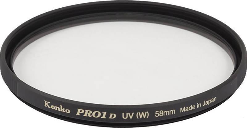Фильтр защитный Kenko PRO1D UV K2 58мм - фото 1