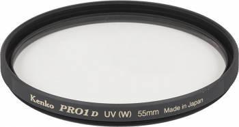 Фильтр защитный Kenko PRO1D UV K2 55мм