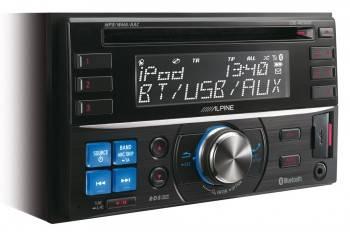 Автомагнитола Alpine CDE-W235BT