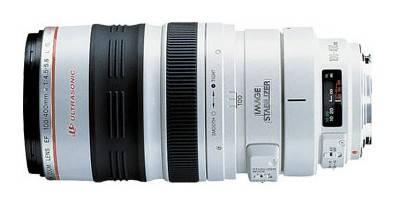 Объектив Canon EF 100-400mm f/4.5-5.6L IS USM 100-400mm f/4.5-5.6 - фото 1