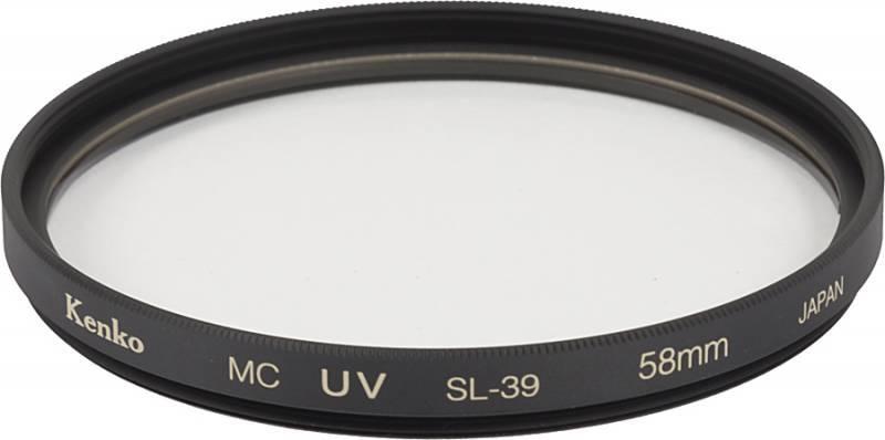 Фильтр защитный Kenko MC-UV 58мм - фото 1