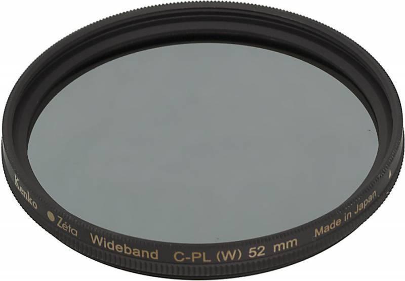 Фильтр поляризационный Kenko Zeta C-PL 52мм - фото 1