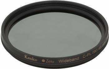 Фильтр поляризационный Kenko Zeta C-PL 49мм