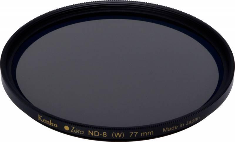Фильтр светопоглощающий Kenko Zeta ND8 55мм - фото 1