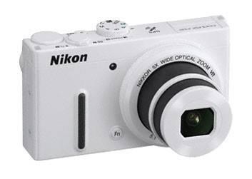 Фотоаппарат Nikon CoolPix P330 белый - фото 5