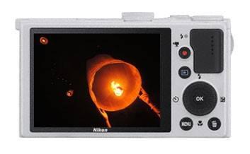 Фотоаппарат Nikon CoolPix P330 белый - фото 6