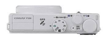 Фотоаппарат Nikon CoolPix P330 белый - фото 7