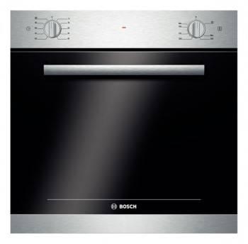 Духовой шкаф газовый Bosch HGN10E050 серебристый