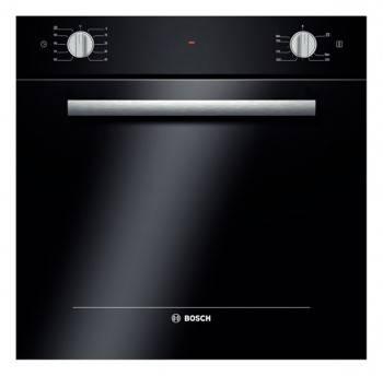 Духовой шкаф газовый Bosch HGN10E060 черный