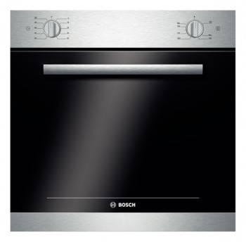 Духовой шкаф газовый Bosch HGN10G050 серебристый