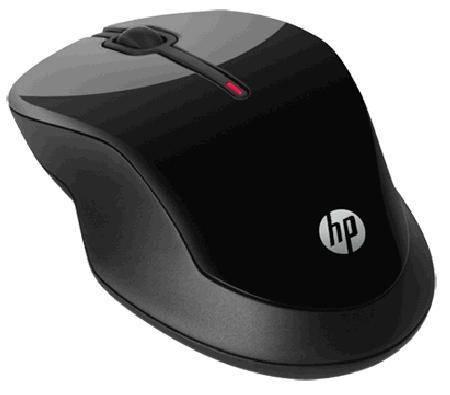 Мышь HP X3500 черный - фото 1